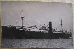 SS.TASSO BUILT 1922 - ELLERMAN GROUP - Paquebots