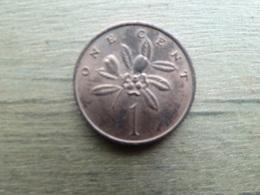 Jamaique  1  Cent  1970  Km 45 - Jamaica