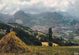 GRENOBLE VUE GENERALE (dil299) - Grenoble
