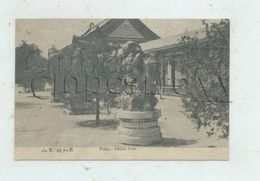 Pékin (Chine) :  Sculpture Du Palais D'été En 1910 PF. - China (Hongkong)