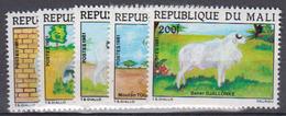 MALI      1981             432 / 436          COTE       4 , 80       EUROS            ( 772 ) - Mali (1959-...)
