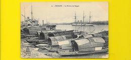 SAÏGON La Rivière De Saïgon (Decoly) Viet Nam - Viêt-Nam