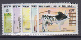 MALI      1982             459 / 463          COTE       4 , 70       EUROS            ( 774 ) - Mali (1959-...)