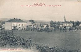 ST PAUL CAP DE JOUX - N° 1080 - VUE GENERALE (Côté Sud) - Saint Paul Cap De Joux