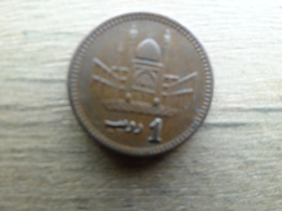 Pakistan  1  Rupee  2002  Km 62 - Pakistan
