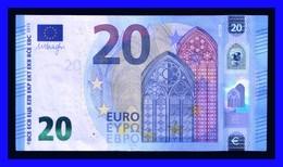 """20 EURO """"NA"""" AUSTRIA DRAGHI  N004 I1 SEE SCAN!!!!!!!!!! - EURO"""