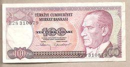 Turchia - Banconota Circolata Da 100 Lire P-194a.1 - 1983 - Turkey