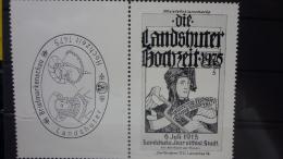 Stempel Landshut - Deutschland