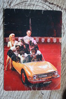 SOVIET CIRCUS. 1979. Chimpanzee - Monkey - Cirque