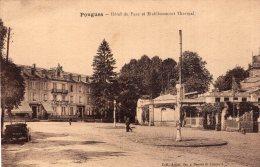 B46849 Pougues, Hôtel Du Parc - France