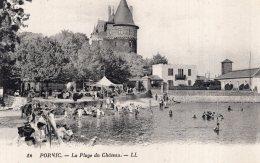 B46930 Pornic, La Plage Du Chateau - Zonder Classificatie