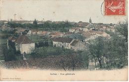 ISCHES - VUE GENERALE - France