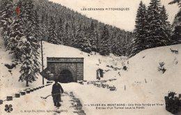 B47081 L' Hiver En Montagne - France