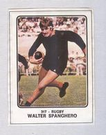 WALTER SPANGHERO...TEAM....RUGBY....SPORT - Rugby