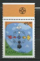 Kazakhstan 2001 United Nations Year Of Dialogue Among Civilizations.MNH - Kazakhstan