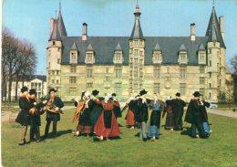 """B47389 Chez Nous En Nivernais """" Danse L'hirondelle"""" - France"""