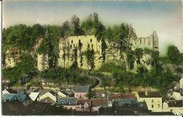 Larochette -- Petite Suisse Luxembourgeoise - Les Ruines Du Château Féodal.   (2 Scans) - Larochette