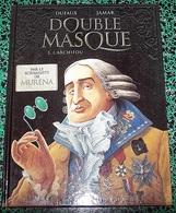 ALBUM - DOUBLE-MASQUE *   3 - L'ARCHIFOU * Par DUFAU & JAMAR - Livres, BD, Revues