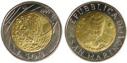 SAINT - MARIN 500 LIRE 1999 - San Marino