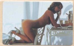 GERMANY  K  867  92  Golden Girl, Erotik  - Auflage - 11000 -siehe Scan - Germany