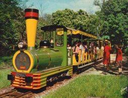 B48198 Paris, Le Petit Train Du Jardin D'acclimatation - Ferrovie