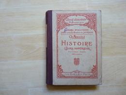 Histoire Cours Supérieur 3ème Année Par Aimond 1926  (G') - 6-12 Ans
