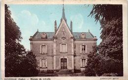 36 - ECUEILLE --  Maison De Retraite - France
