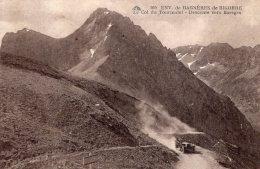 B48334 Le Col Du Tourmalet - France
