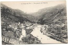 Les Gorges Du Tarn Vue Générale Des Vignes Lot 498 - France