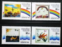 Thailand Stamp 1989 Children Day - Thailand
