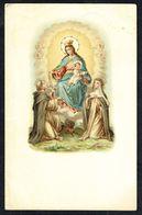 Sainte Vierge Et L'Enfant Jésus - Circulé - Circulated - Gelaufen - 1906. - Vierge Marie & Madones