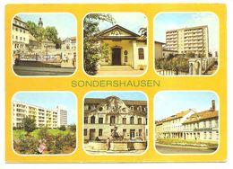 SONDERSHAUSEN - Vue Multiple - (Bild Und Heimat Reichenbach - Vogtl) - Sondershausen