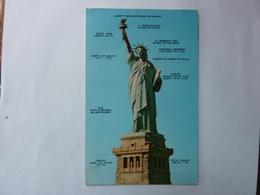 New York - Statue Of Liberty - Statue De La Liberté