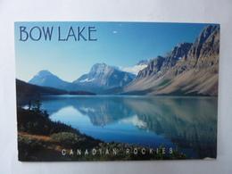 BOW LAKE - BANFF NATIONAL PARK - ALBERTA - Banff