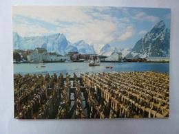 HAMNOY I LOFOTEN - LOFOTFISKE - Noruega