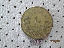 SYRIA 10 Piastres 1970 1370 # 6 - Syria