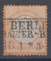 DR Minr.18 Plf.XVIII Gestempelt - Deutschland