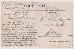 Dépot ALSACIENS LORRAINS. DEPOT DU FORT DE LOURDES. Hautes Pyrénées. - WW I