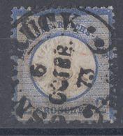 DR Minr.20 Hufeisenstempel Osnabrück 6.10.73 - Deutschland
