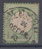 DR Minr.17 Hufeisenstempel Wesel 24.10.73 - Deutschland