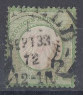 DR Minr.2 Hufeisenstempel Elberfeld 1.9.72 - Deutschland