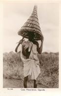 OUGANDA UGANDA GALA HEAD-DRESS - Oeganda