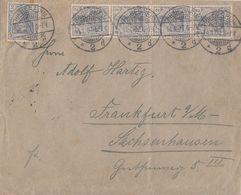 DR Brief Mef Minr.5x 83I Hildesheim 14.1.07 - Briefe U. Dokumente