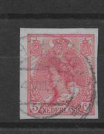 Sello De Holanda Nº Yvert 51a Usado. - 1891-1948 (Wilhelmine)