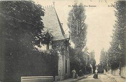 - Dpts Div.-ref-XX616- Hauts De Seine - Sevres - Rue Brancas - Carte Bon Etat - - Sevres