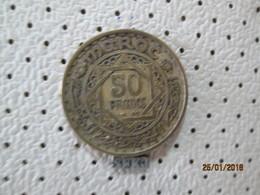 MOROCCO 50 Francs 1371 # 6 - Morocco