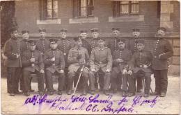 SELTENE  Foto- AK  Anhaltisches Infanterie- Regiment Nr. 93  - Dessau 1915 Gelaufen - Weltkrieg 1914-18
