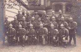 SELTENE  Foto- AK  Anhaltisches Infanterie- Regiment Nr. 93  - Dessau 1915 Ca - Weltkrieg 1914-18