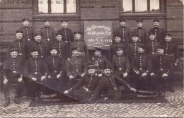 SELTENE  Foto- AK  Anhaltisches Infanterie- Regiment Nr. 93  - Dessau 1915 Beschriftet - Weltkrieg 1914-18