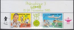 BURKINA FASO     1985        PA      310A              COTE    9 , 00        EUROS - Burkina Faso (1984-...)